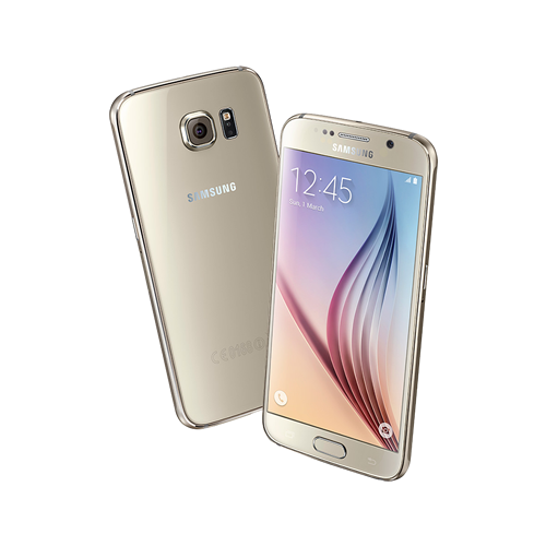 Samsung - Galaxy S6 Edge Plus 4g LTE with 32gb Memory Cell Phone